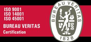 iso sertifikāta logo